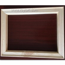 Wholesale canvas wood frame stretched frame stretcher bars