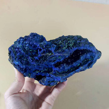 Cheap Natural Rock Azurite Stone Crystal Mineral Speciment