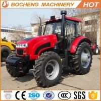 World famous 150hp 4WD tractor with cab, farm cab tractor for sale with high quality