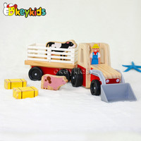 2016 Wholesale Baby Wooden Toy Car