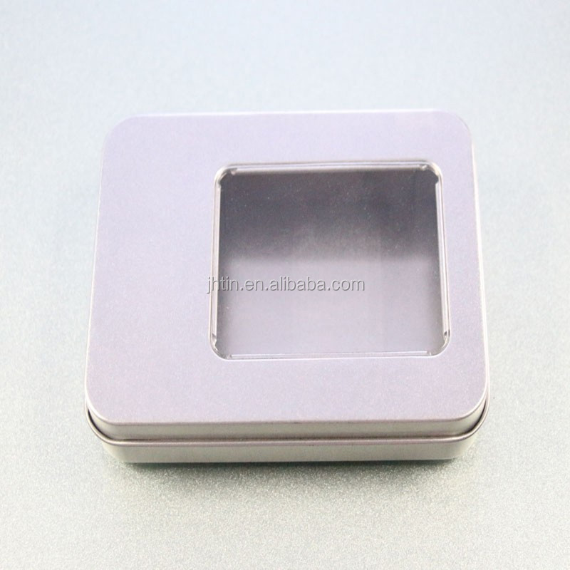 high quality of soap tin box