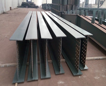 Prefab Welding H section steel structure