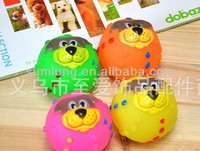 Whistle Lion Ball Toy for Pet, Joyful Toy for Pet 1/3