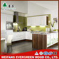 new design wood kitchen cabinet
