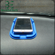 Hot sale car accessories anti slip pvc car mat, non slip sticky car mat for mobil phone