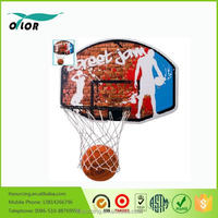 basketball board and ring