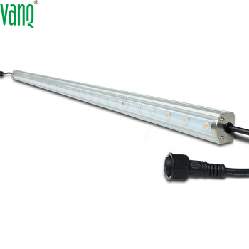 Best IP65 waterproof 30w led grow light bar for aquaponic system greenhouse vertical