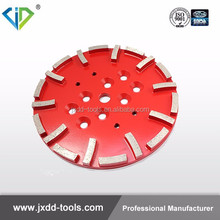 Top selling 10 inch concrete grinding disc