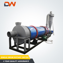 Large Capacity Mechanical Design Slag Mineral Powder Limestone Portable Rotating Rotary Drum Dryer Drier Specification For Sale