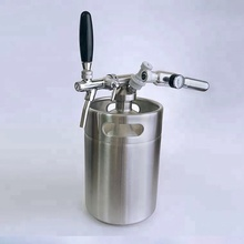 custom wine bucket by stainless steel 304 cheap wine bucket