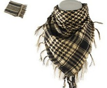 head custom for dubai fabricmilitary pakistan arab islamic shemagh keffiyeh arab pakistan men's scarf