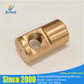 Customize brass cnc machining brass steel parts