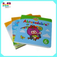 China cheap price professional custom colorful children book printing