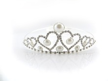 Summer Style Wholesale Crowns And Tiaras For Females