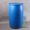 hdpe food grade 55 gallon plastic drum with closed lid for sale