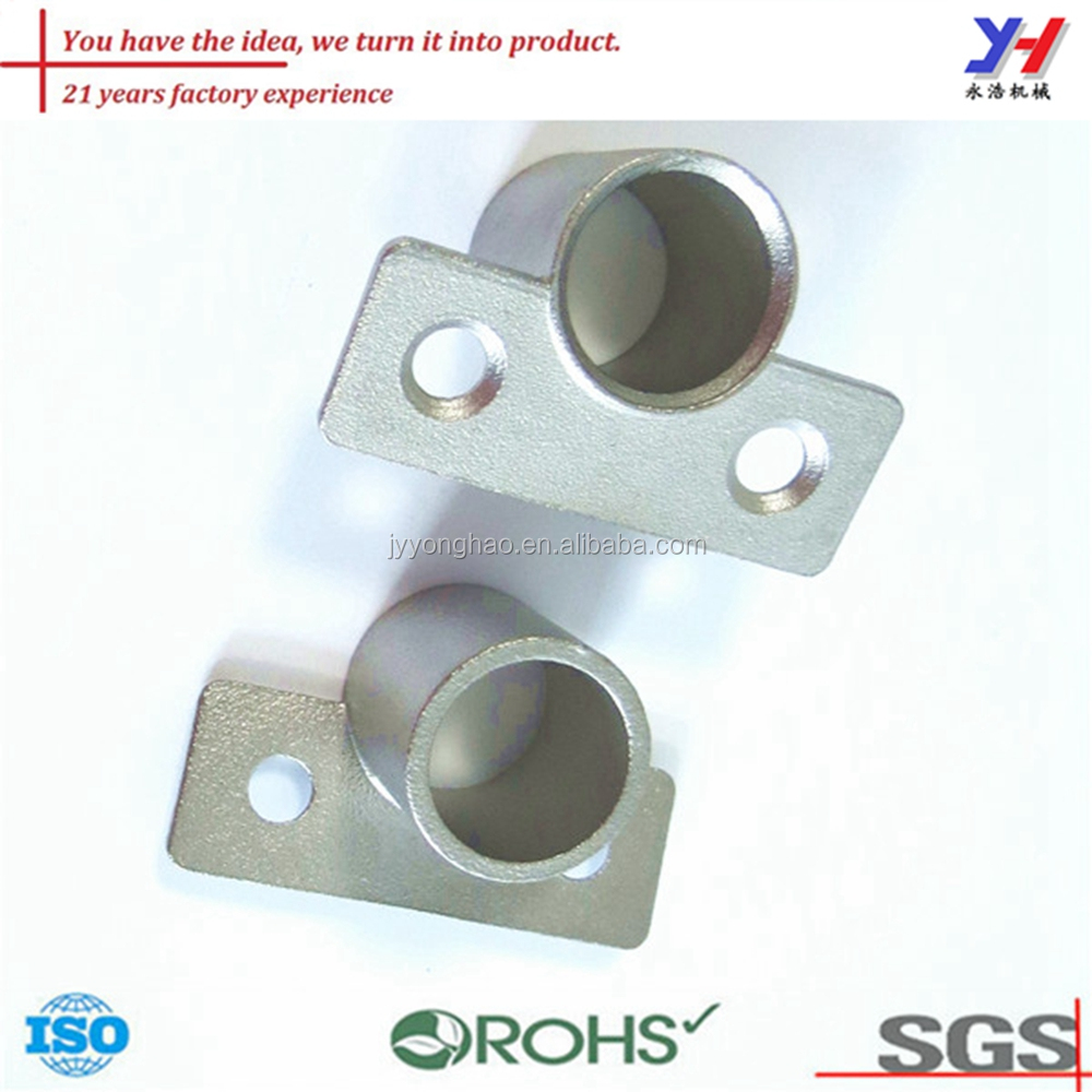 OEM ODM wall mount stamping metal pipe clamp