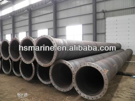 Abrasion Resistant Corrosion Resistant Dredging Steel Pipe