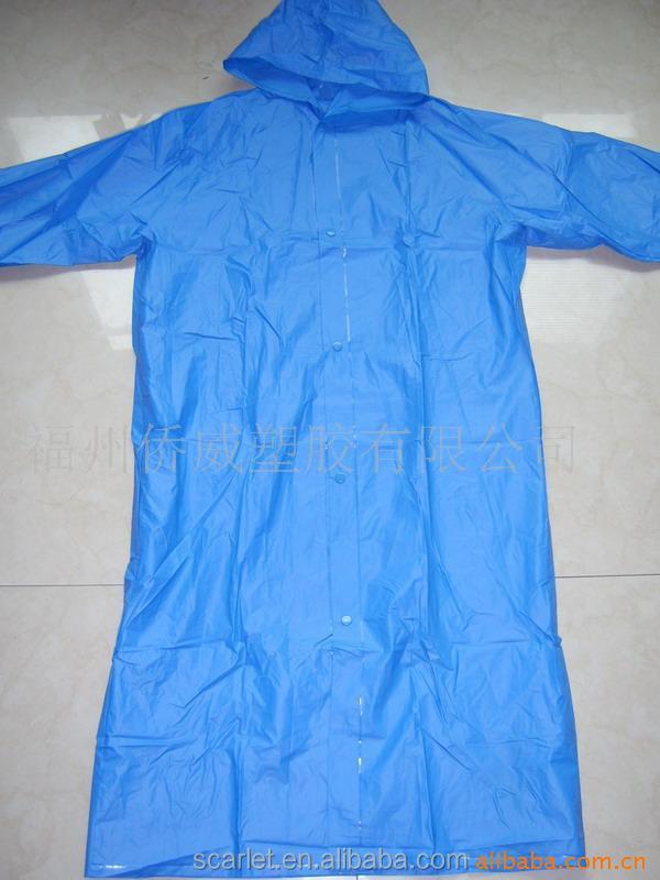 Wholesale raincoat/cute raincoats for juniors/plastic raincoat