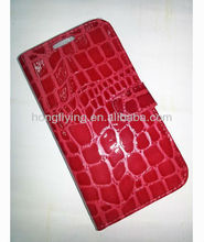 2015 New Arrival, Case for SamSung galaxy Siii S3 ,crocodile pu Case for SamSung galaxy Siii S3 19300