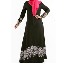 Hot Selling High Quality Low Price Embroidery Muslim Abaya Jubah