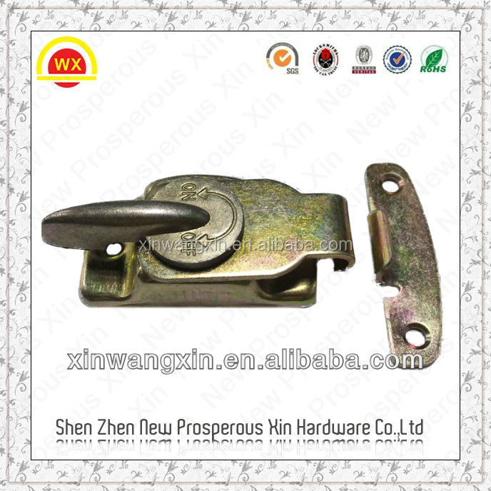 China hot sale for aluminum accessories sliding window lock
