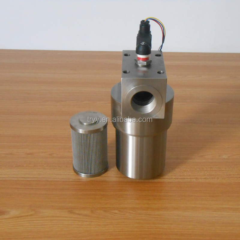 42 Mpa Pressure Line Filter with indicator