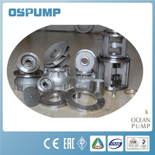 QJ Casting steel vertical multistage submersible deep well water pump