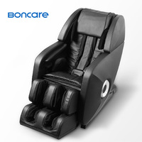 New L shape track massage machine chair full body