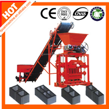 Small brick machine low cost QTJ4-35 cement brick maker / hollow block making / semi automatic block machine