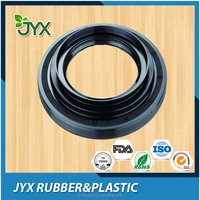 NBR material and o ring style crankshaft oil seal