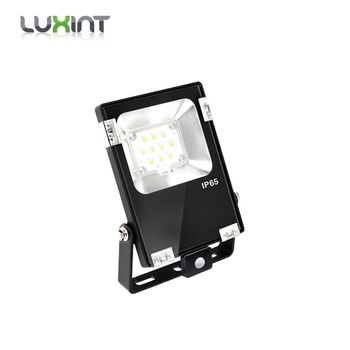 LED Flood Light Die Cast Aluminum Housing Custom Made 10w LED Outdoor Flood Light