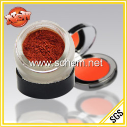 Red pearl essence pigment for auto varnish paint