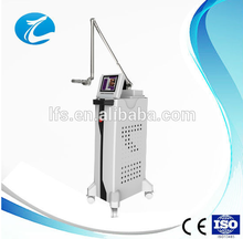 LFS fractional machine to produce co2 ,effective scar removal machine with CE approval