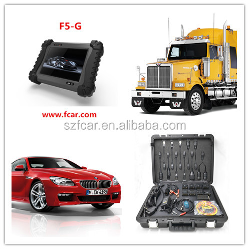 Fcar F5 G scan tool, universal car diagnostic computer, automotive repair