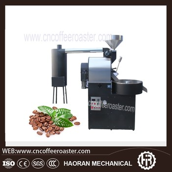 6kg/batch Commercial Coffee Roaster with Factory Price