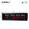 [GANXIN]Wholesale Factory Supply Led Days Hours Minutes Timing Clock