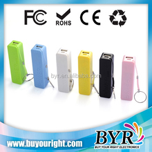 hotsell portable power bank 2600mAh