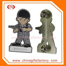 Wholesale Price Cheap Printing Security Guard Badges for Gift