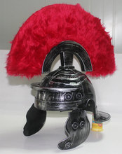 wholesale Party plastic toy roman war soldiers centurion helmet RH-0014