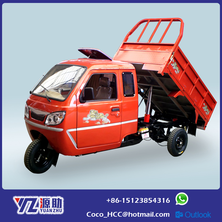 delivery dumping truck tricycle for sale