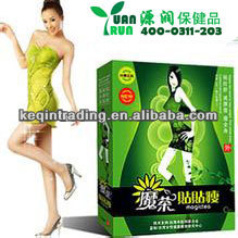 herb ingredient belly fat patch with CE