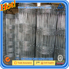 factory direct sale 1.5m/2m height galvanized flexible horse fence with competitive price