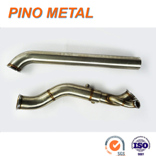 stainless steel exhaust down pipe for car exhaust