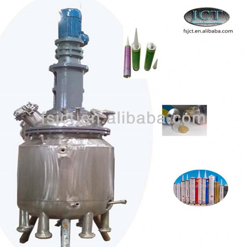machine for polysulfide rubber sealant