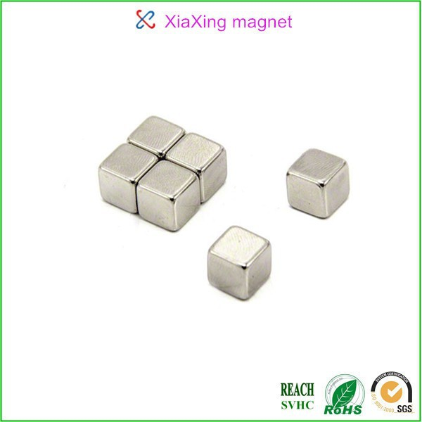 Neodymium mangnets for motors with Nickel-copper-nickel Plating