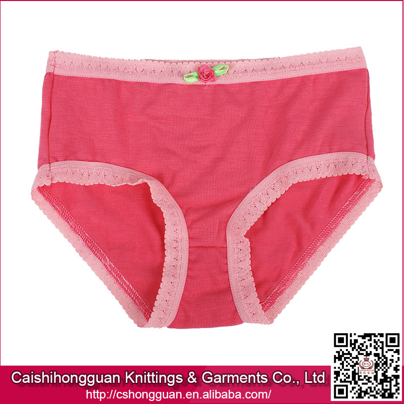Suerhuai Knitting Underwear Co Ltd : Cute cotton underwear for girls preteen sale in guangdong