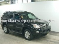 Used Toyota Land Cruiser Prado Automobile