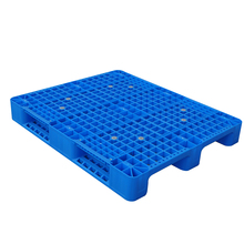 1000x1000 mm single faced plastic pallet steel reinforced