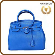 Mix Color Cheap Wholesale China Woman Leather Brand Handbag