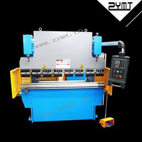 WC67K-63T/2500,CNC Plate steel press Machine,Sheet Metal Bender